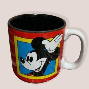 Disney Mickey Mouse Mug Cup Collectible